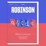 copertina robinson 26.02.2017