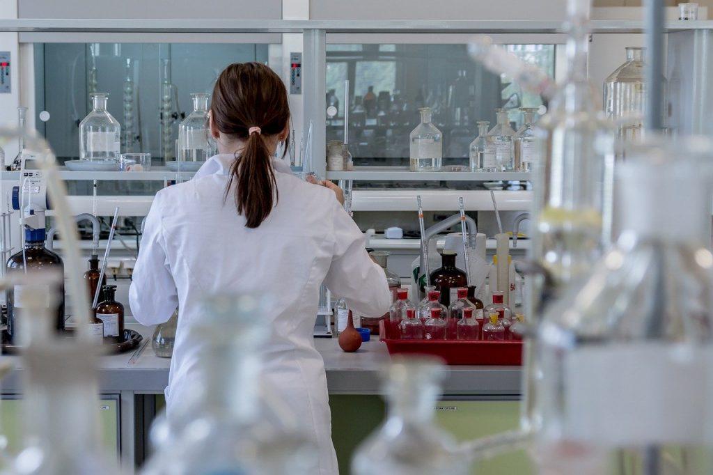 laboratorio di ricerca oncologica